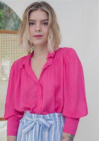 Camisa Gardênia Pink