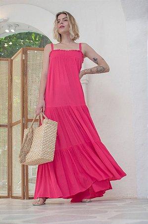 Vestido Aurora Azaléia