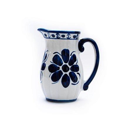 Leiteira 1,0L Colonial Azul