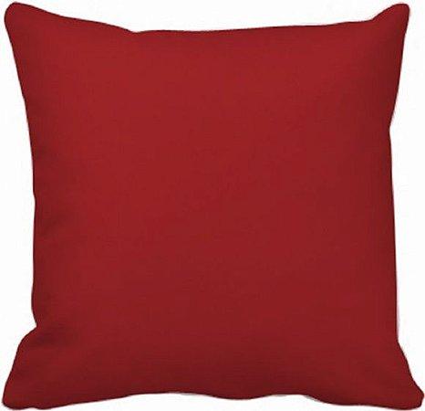 Almofada Vermelha - 40x40