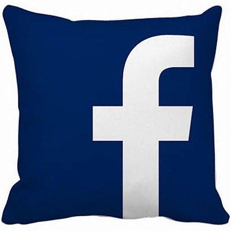 Almofada 40x40 - Facebook CV071