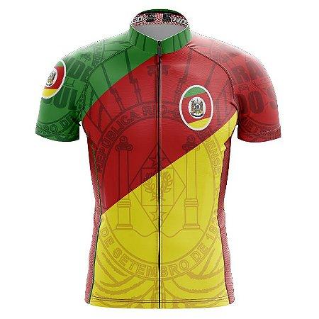 Camisa de Ciclismo Dry 100% poliéster - Rio Grande do Sul - Camisas ... ef23c50d1ad9e