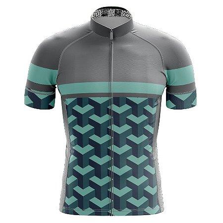 Camisa  de Ciclismo Pró Race - Minimalista