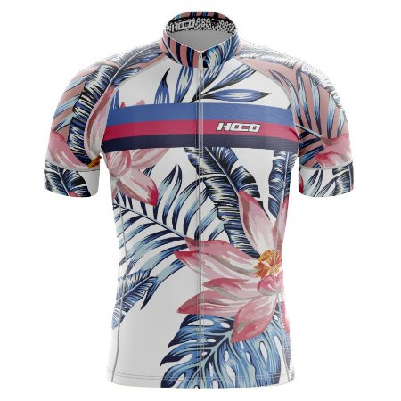 Camisa de Ciclismo Pró Race - Flower