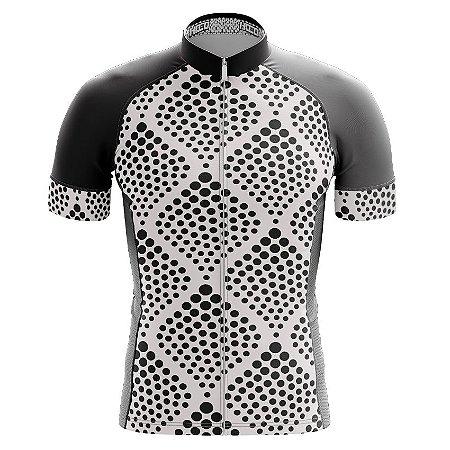Camisa de Ciclismo Pró Race - Conchas