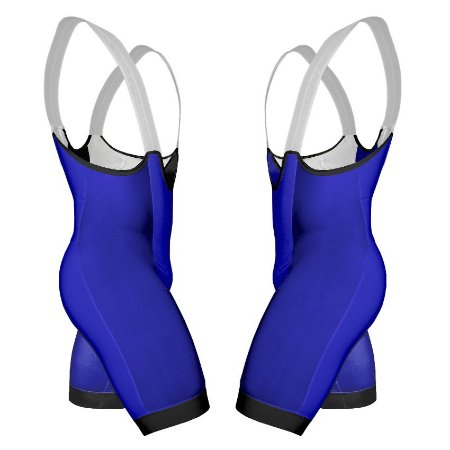 Bretelle de Ciclismo Pró - Azul
