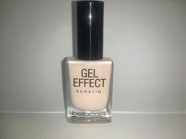 Esmalte  Gel Effect Bellaoggi Keratin Pink Milk nº 51 10ml Hinode