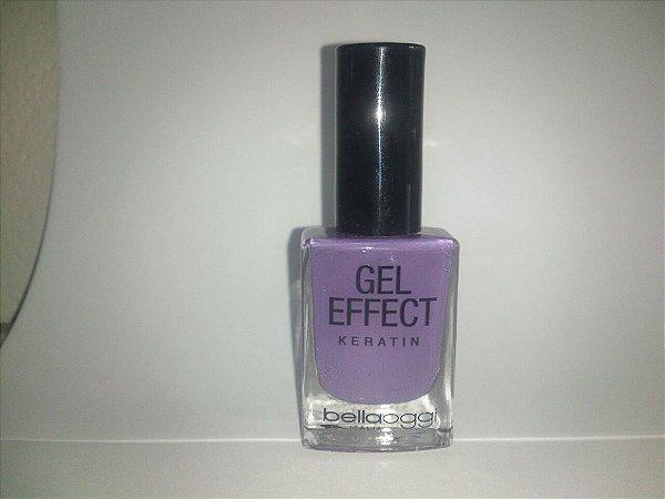 Esmalte  Gel Effect Bellaoggi Keratin Cherry Provence  nº 56 10ml Hinode