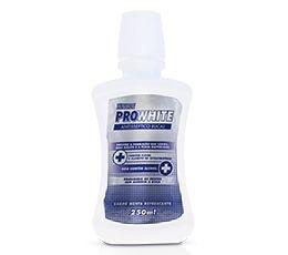 ANTISSÉPTICO BUCAL PRO WHITE 250 ml