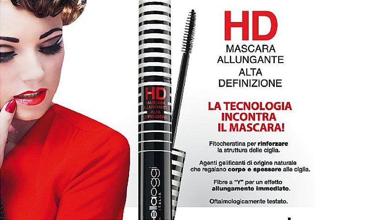 HD MASCARA ALLUNGATE BELLAOGGI