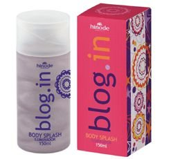 Desodorante corporal Blog.in Body Splash Iluminador feminino hinode