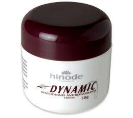 Desodorante Antitranspirante em Creme Dynamic  Unissex Pote 50g hinode