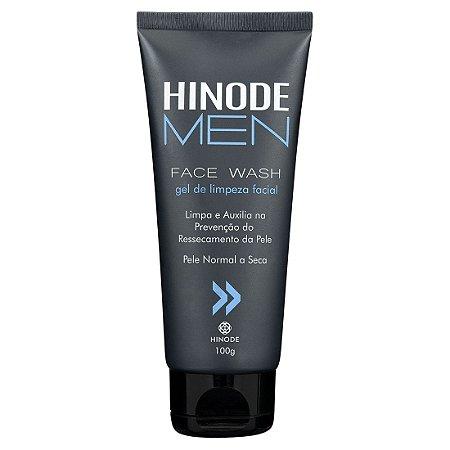 Gel Facil Facewash - Pele Normal A Seca 100g H-Men Hinode