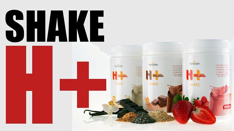 KIT c/3 Shake H+ Hinode  3 sabores