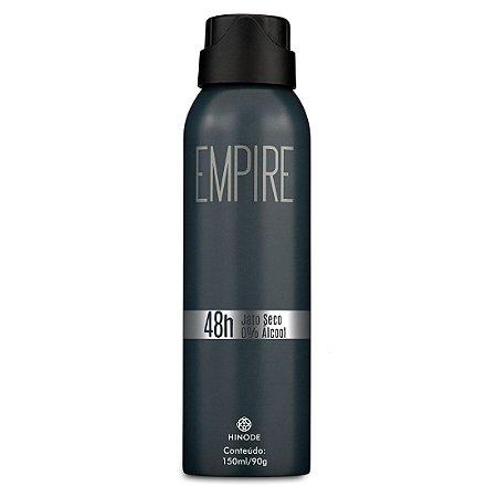 Desodorante Empire  Antitranspirante Aerosol  Hinode 150ml