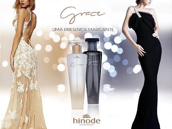 Perfume Kit C/ 2 Grace 100ml  E Grace Midnight  100ml hinode