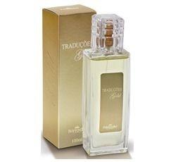 Perfume Traduções Gold  Nº 64  Feminino HINODE  100 ml