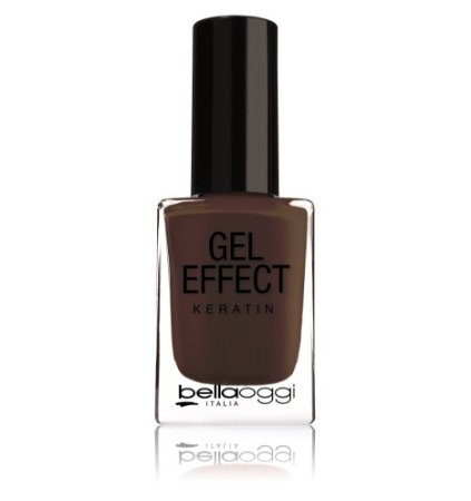 Esmalte  Gel Effect Bellaoggi Keratin Chocolate  nº49 10ml Hinode