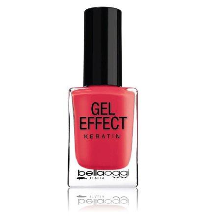Esmalte Gel Effect Bellaoggi Keratin Glossy Pink  nº  37 10ml Hinode