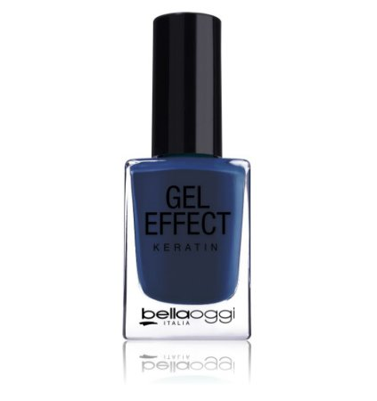 ESMALTE  GEL EFFECT BELLAOGGI  KERATIN  – SILENT BLUE 42 – 10ml HINODE