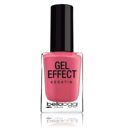 Esmalte  Gel Effect Bellaoggi Keratin Splash Pink  nº21 10ml Hinode