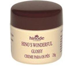 Wonderful Glossy Creme para os Pés 25g  HINODE