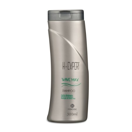 Shampoo Wave Max Cacheados H-Expert  Hinode 300ml