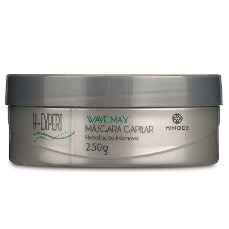 Mascara Wave Max Cacheados H-Expert  Hinode 250g