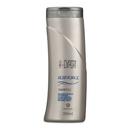 Shampoo Resist Force Reconstrutor H-Expert Hinode 300ml