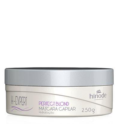 MASCARA PERFECT BLOND  DESAMARELADOR H-EXPERT   HINODE 250g