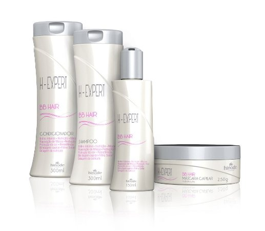KIT H-EXPERT BB HAIR HINODE