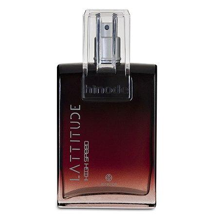 Perfume Lattitude High Speed Masc.  Hinode 100ml