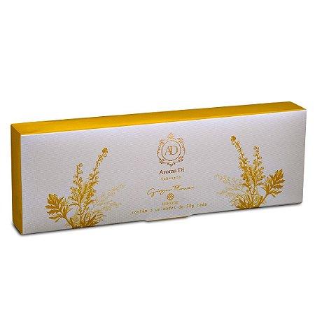 Sabonete  Barra Ginger Flower - 50g Aroma Di Hinode