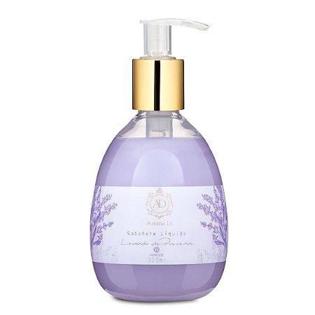 Sabonete Liquido Lavanda Provence - 300 Ml Aroma Di Hinode