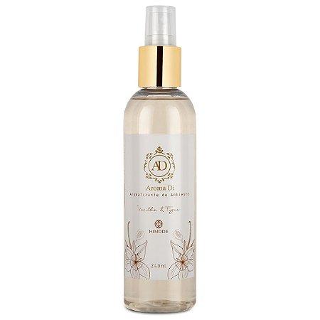 Spray Ambiente Vanille & Figue - 240 Ml Aroma Di Hinode