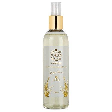 Spray Ambiente Ginger Flower - 240 ml Aroma Di Hinode