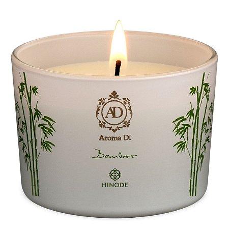 Vela Perfumada Bamboo Aroma Di Hinode 90g