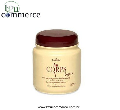 Corps Lignea Gel Massageador Refrescante