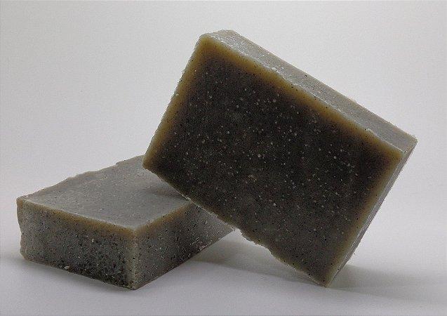 Sabonete  de Argila Preta (Lama Vulcânica)