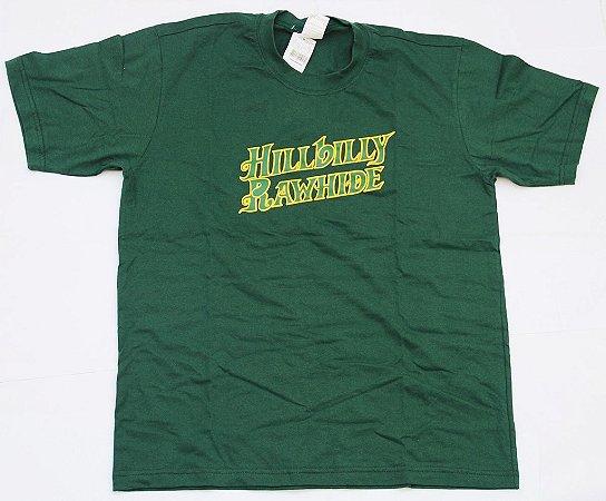 Camiseta Verde Masculina