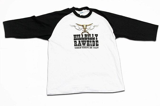 Camiseta manga 3/4 Masculina