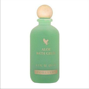 Aloe Bath Gelee (Sabene líquido para o corpo a base de Aleo Vera)
