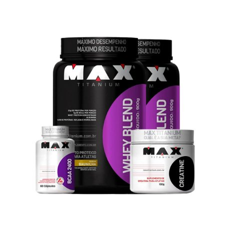 Combo 2 Whey Blend