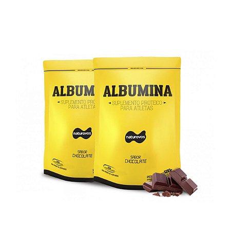 Combo 2 Albuminas - Naturovos