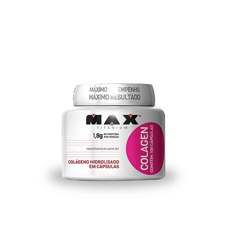 Colagen 100 caps - Max Titanium