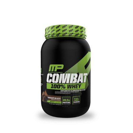 Combat 100% Whey  - Musclepharm