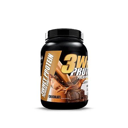 3Whey Protein 900g - SharkPro