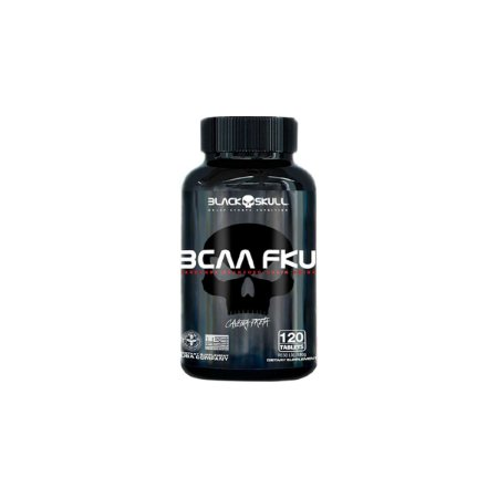 BCAA FKU 120 Tabs - Black Skull