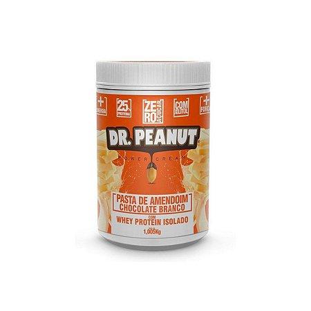 Pasta de Amendoim 1kg Chocolate Branco - Dr. Peanut