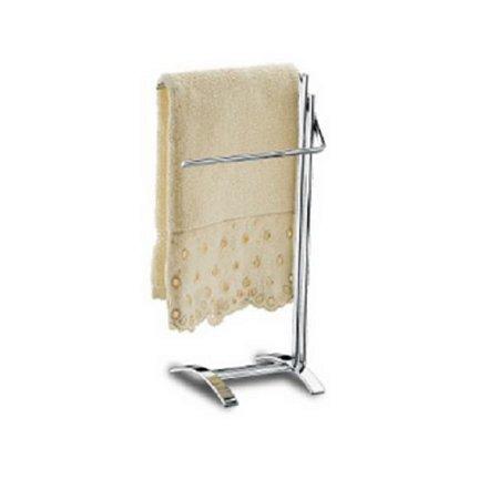 Porta Toalha em Aço Cromado Coza